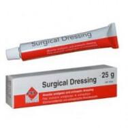 Сурджикал Дрессинг25г (Surgical dressing) – Альвеолярная обезболивающая и антисептическая повязка PD